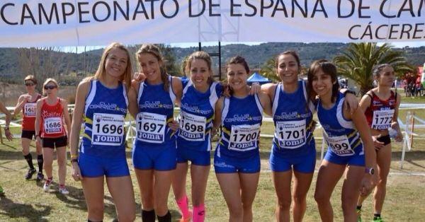 Campeonato de España de Cross por Clubes 2016.