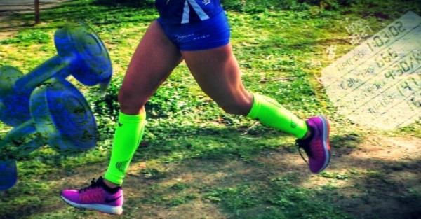 Entrenar fuerza para correr más y mejor