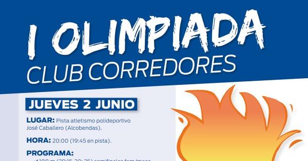 I Olimpiada Club Corredores